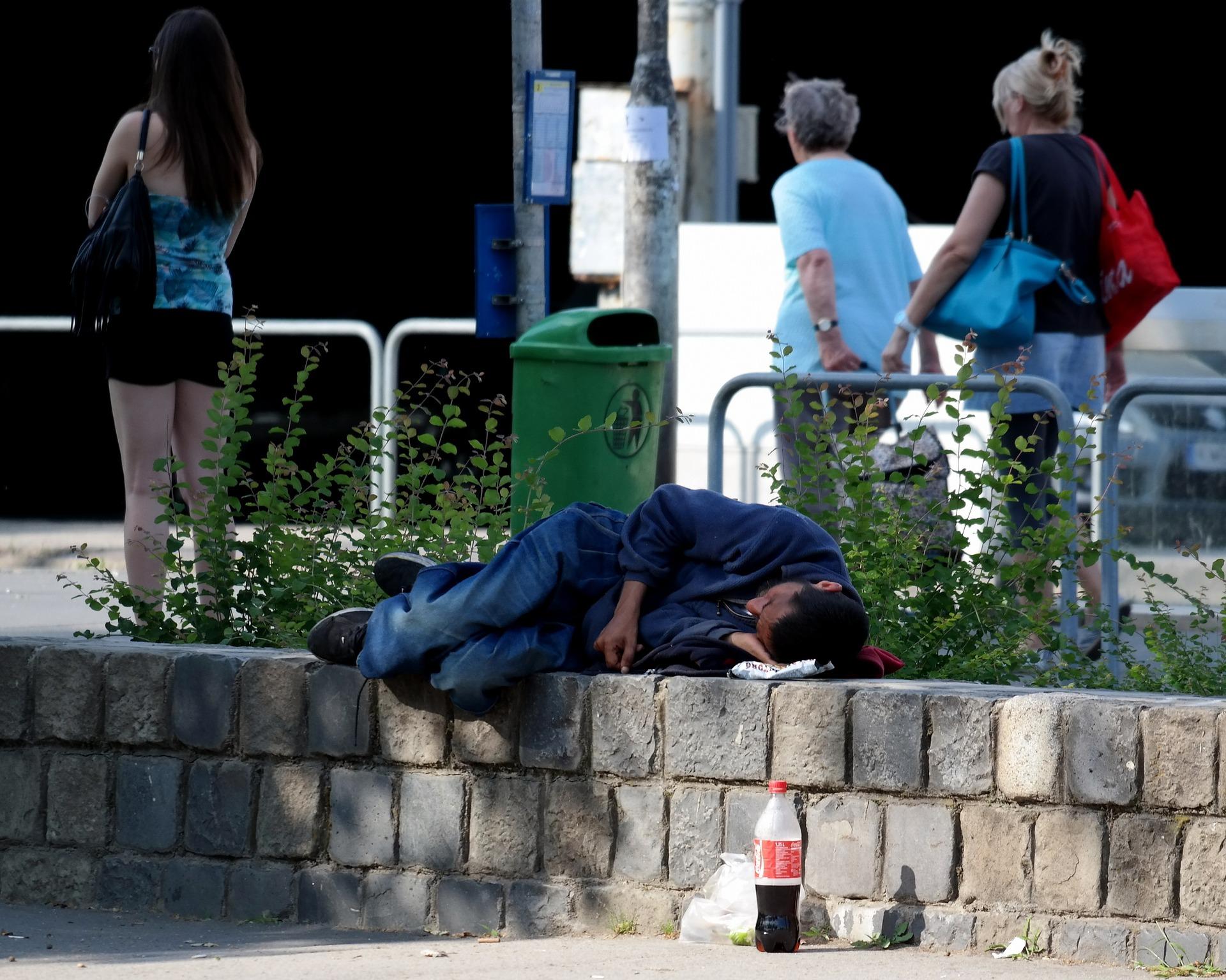 Hemlösas rättigheter