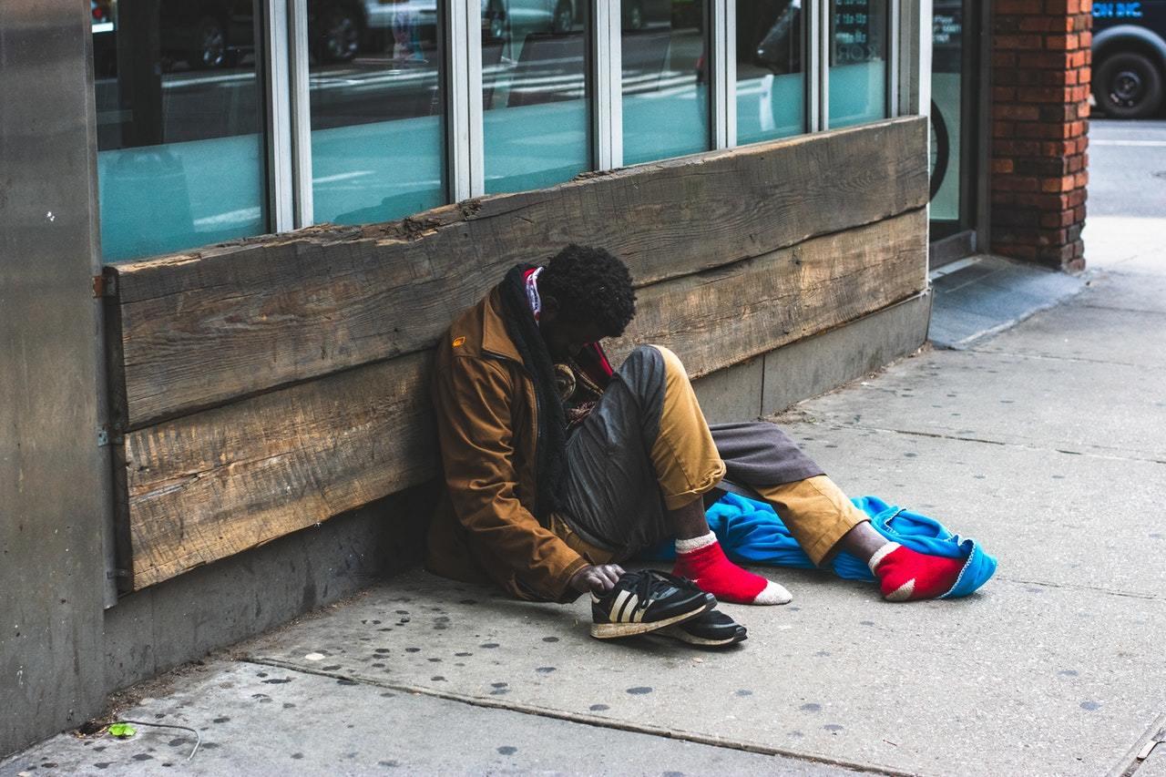 De hemlösas rättigheter