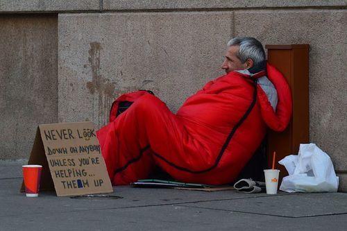Är det bara missbrukare som är hemlösa?